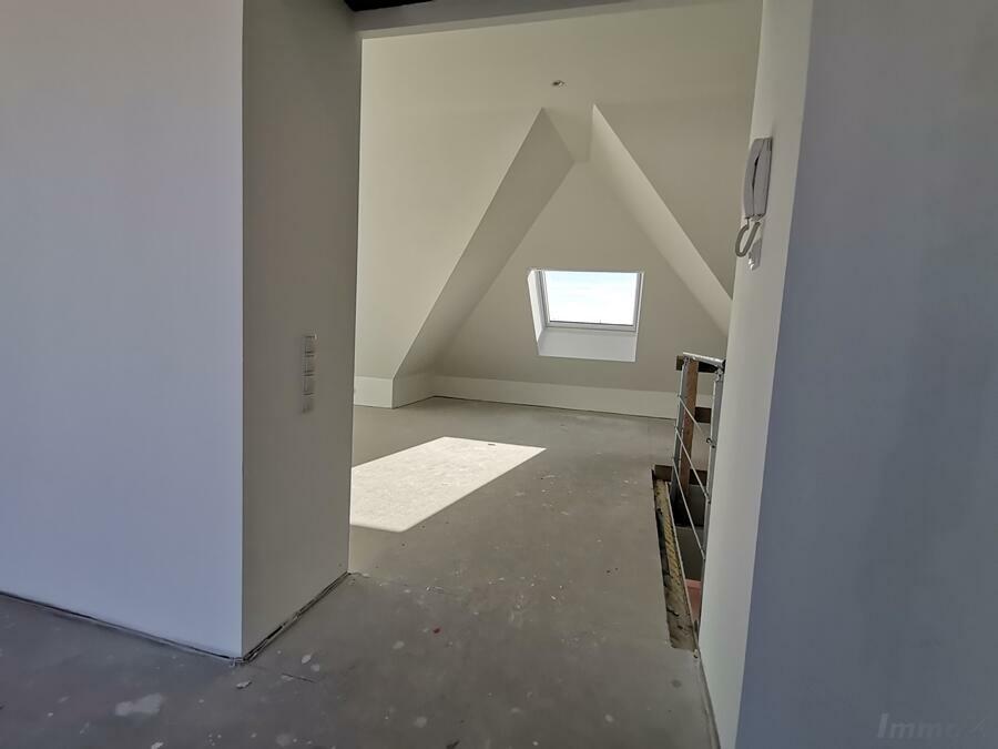 Verbindung Wohnraum - Essbereich