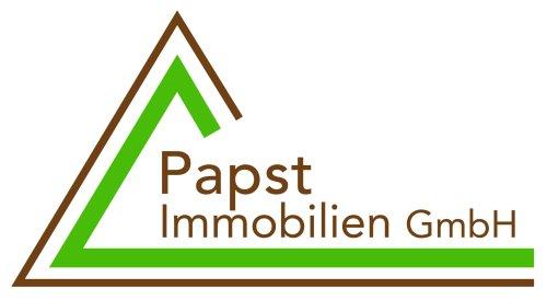 Papst Immobilien e.U. Logo